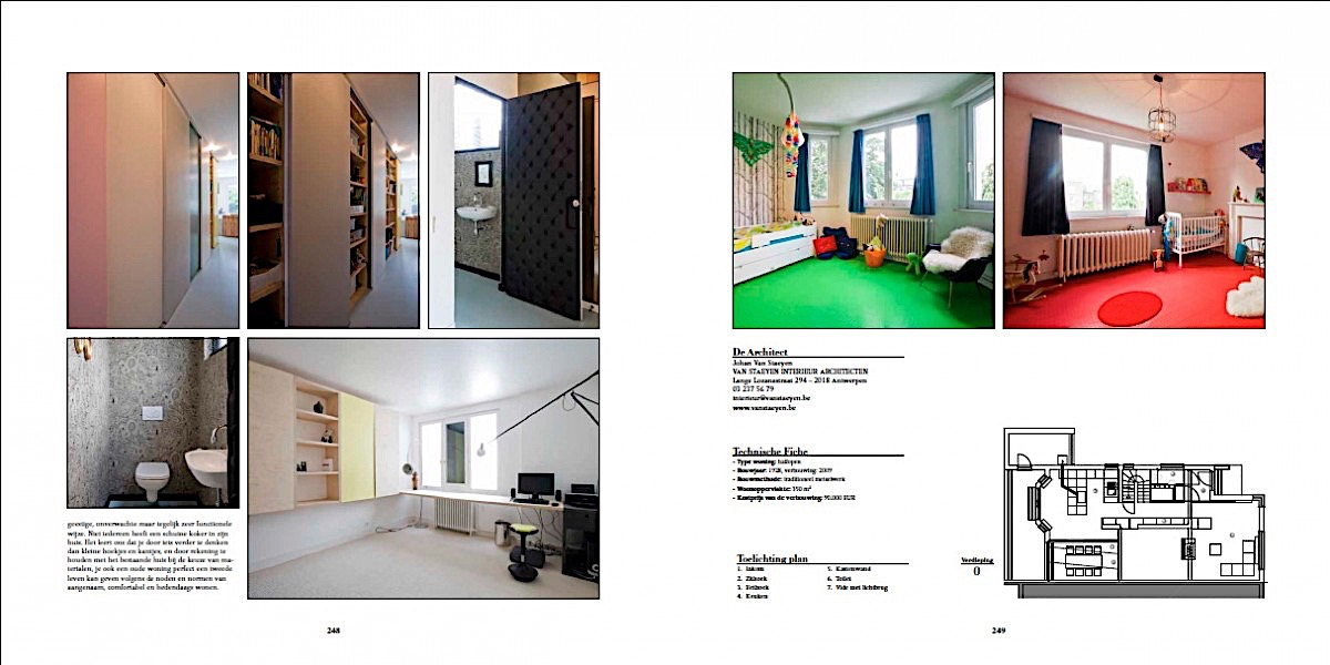 Buitengewoon betaalbaar wonen for Interieur ontwerpers